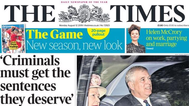 Times & Sunday Times surpass 300k digital-only subscribers