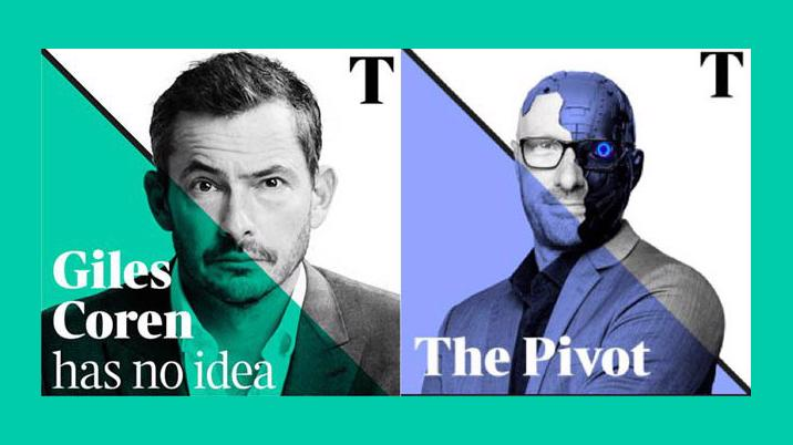 Times & Sunday Times launch two new podcasts