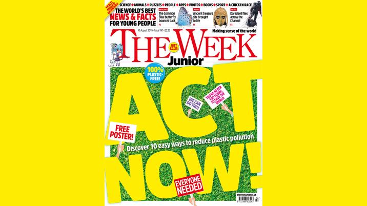 The Week Junior to go 'naked' for the planet