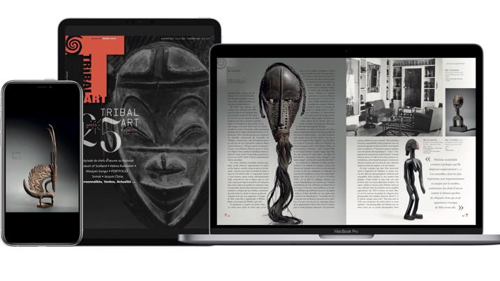 Tribal Art Magazine Launches Archive of French-Language Edition
