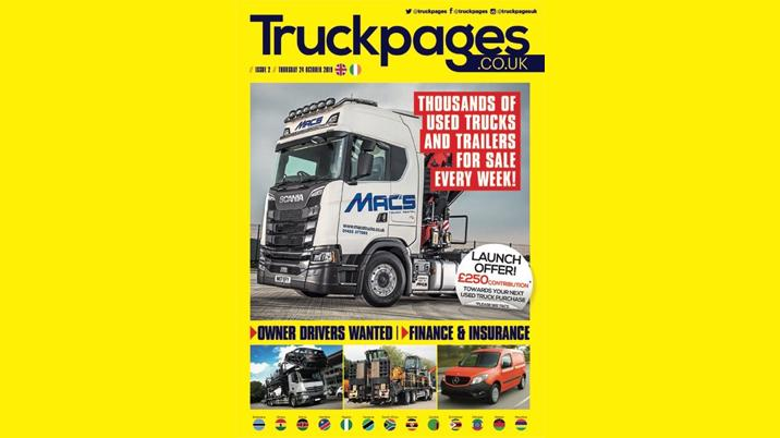 ATG Media launches Truck Pages