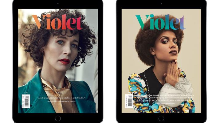 Violet Book launches digital edition