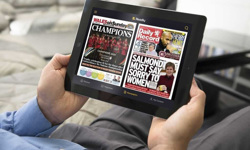 Readly adds more newspapers to its offering