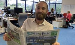 Newsquest launches new edition of The Packet
