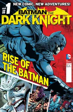 Launch: Dark Knight Comic