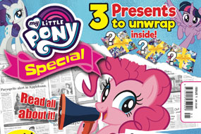 news launch my little pony special inpublishing