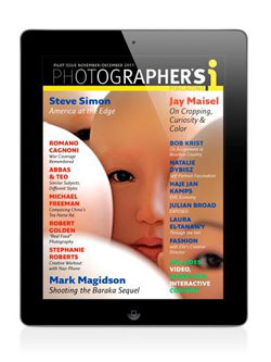 Photographer's i magazine