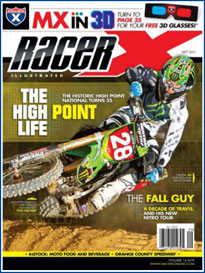 Racer X Illustrated in 3D